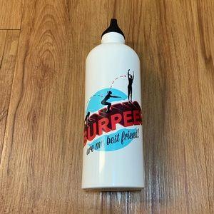 Lululemon Sigg 1L Burpees Water Bottle